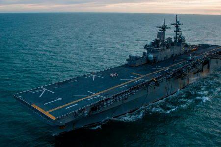 China cancels US warship visit to Hong Kong amid military sanction backlash