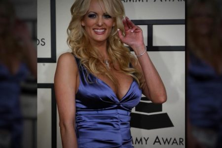 Stormy Daniels shares XXX-rated details of her alleged affair with Trump in new book
