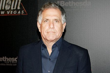 Moonves speaks after CBS shakeup, says he's 'deeply saddened'