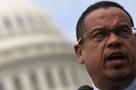 The allegations of abuse against Keith Ellison aren't going away