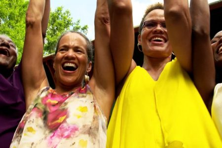 Breathe. Laugh. Be happy. The science behind laughter yoga.