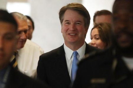 Trump admin withholds 100000-plus pages of Kavanaugh docs