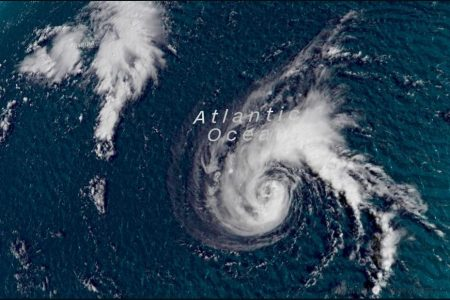 Florence upgraded to hurricane, heads toward East Coast
