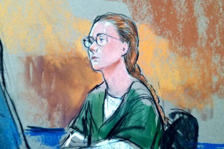 Russian spying suspect ordered to stay in jail until trial