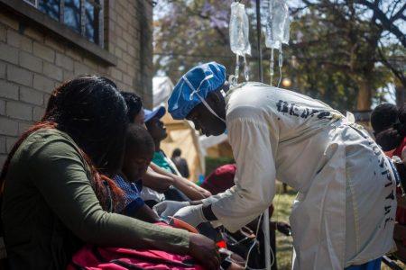 Zimbabwe declares cholera emergency following 20 deaths