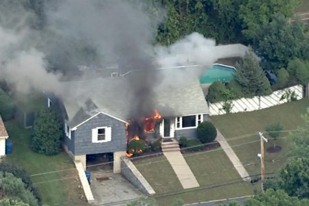 1 killed and several injured after suspected gas explosions in Massachusetts