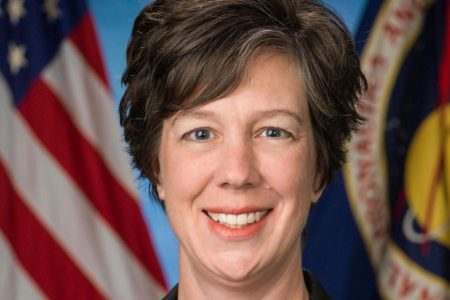 NASA names Holly Ridings its first female chief flight director