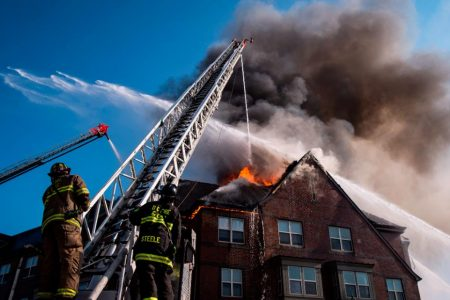74-year-old man found alive 5 days after DC building fire