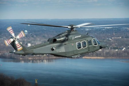 Air Force awards $2.4B contract for new helicopters to guard nukes