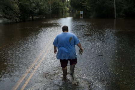 Florence Pushes Away From Carolinas but Rivers Keep Rising