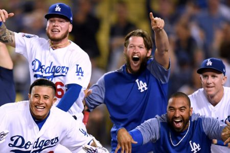 MLB Playoff Races: Dodgers Stretch Lead in NL West
