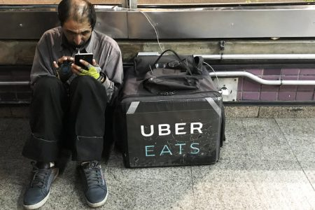 Uber's Recipe for Profitability Could Start With Buying Deliveroo
