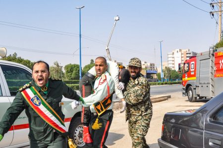 Attack on Military Parade in Iran Kills at Least 25
