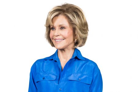 Jane Fonda Isn't Letting the Curtain Come Down Any Time Soon