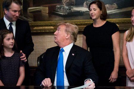 Trump Galvanized a Movement of Women. Kavanaugh Is Testing It.