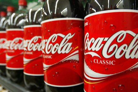 Coca-Cola: We're 'closely watching' the market for drinks infused with cannabis extract