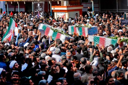 Iran's Revolutionary Guards, Humiliated by Attack, Vow to Retaliate