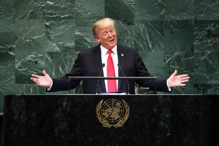 Trump Addresses UN General Assembly: Live Updates