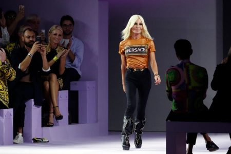 Michael Kors to Buy Versace for $2.1 Billion in Bid to Expand