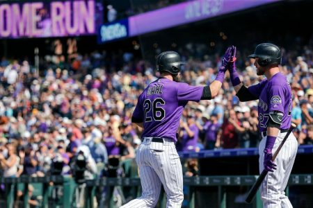 MLB Playoff Races: David Dahl and the Rockies Stay Hot