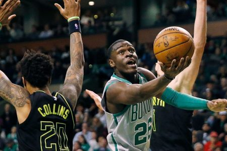 Celtics' Jabari Bird charged with kidnapping, strangling woman multiple times during alleged assault