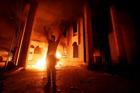 Blaming Iran, US Evacuates Consulate in Southern Iraq