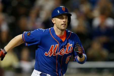 Mets' David Wright Has First At-Bat Since 2016