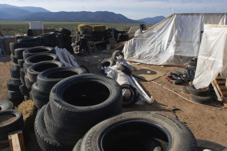 Days after child-abuse charges are dismissed, New Mexico compound suspects are arrested again