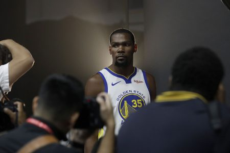 Kevin Durant says 'pure hate' is reason he doesn't win NBA regular season awards