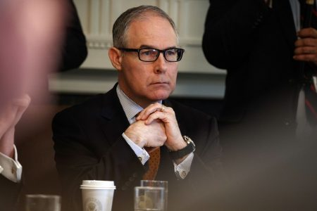 Pruitt faced mounting financial pressures as EPA chief, new documents show