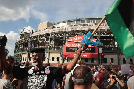 Protesters hope to shut down Chicago's O'Hare Airport on Labor Day to spotlight violence