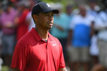 Tiger Tracker: Looking for his first win in five years, follow Woods' Tour Championship final round
