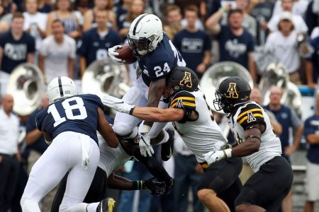 No. 9 Penn State survives Michigan-esque upset in overtime against Appalachian State