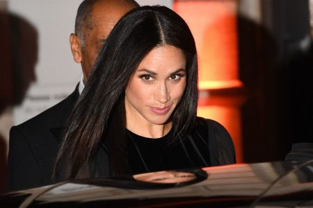 Is Meghan transforming the British monarchy? Well, she shut her own car door.