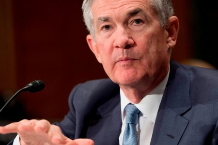Fed raises key rate to range of 2% to 2.25%, keeps forecast for 4 hikes in 2018