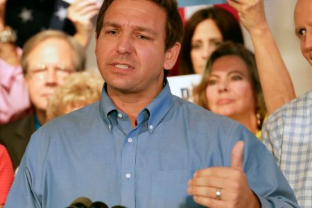GOP Rep. Ron DeSantis, running for Florida governor, resigns from House