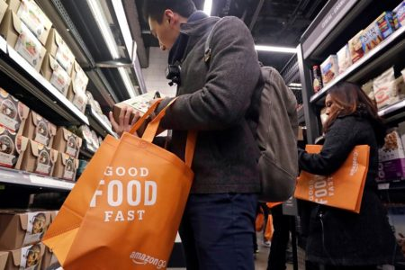 Amazon and Nike are charting a course for the store of the future