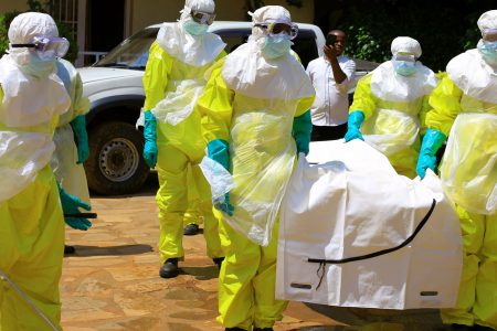 World Health Organization: After Ebola Death In City, 'No One Should Be Sleeping Well Tonight'