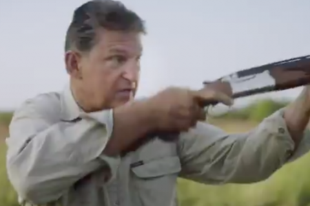 Sen. Joe Manchin Shoots GOP Obamacare Lawsuit In New Re-Election Ad