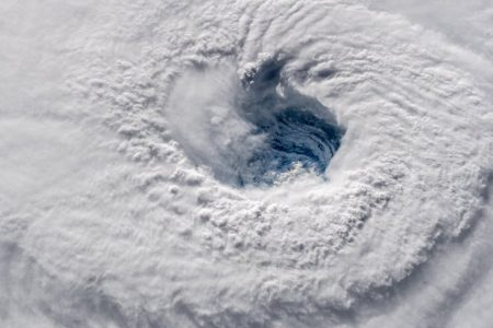 'Watch out, America!': Astronauts in space photographed Hurricane Florence, and they say the view is 'chilling'