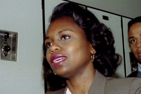 Anita Hill Weighs In On Kavanaugh: It's Still 'Incredibly Difficult' For Accusers