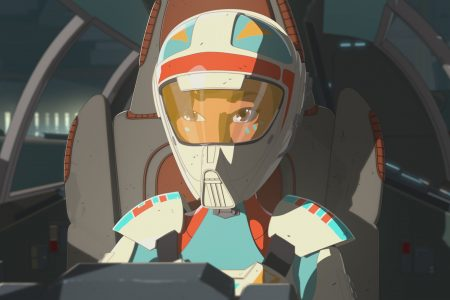 'Star Wars': Ace pilots, not Jedi, take center stage in animated 'Resistance' series