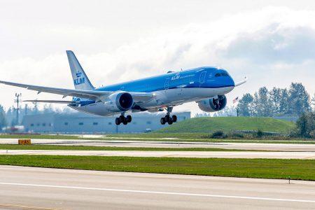 KLM to add Las Vegas-Amsterdam nonstops