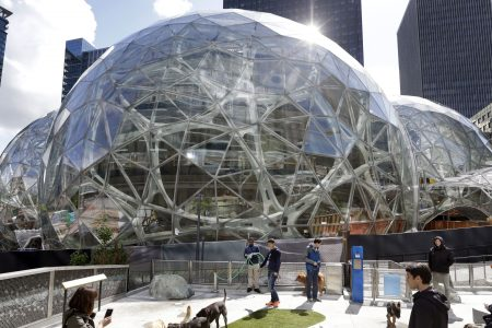 Amazon's $1 trillion market cap is the kind of attention it may not want