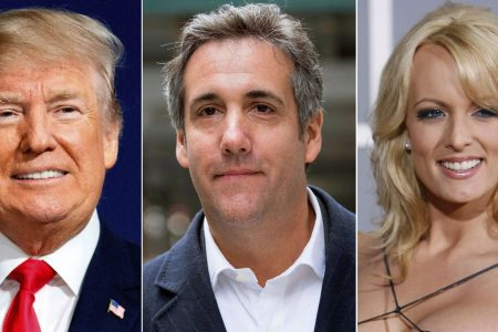 Trump, Cohen have backed away from Stormy Daniels' hush-money agreement. What now?