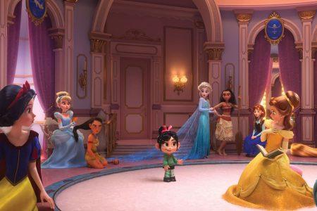 Disney changes 'Wreck-It Ralph 2′ after complaints about a black princess' light skin