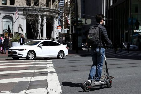 'Safer' sidewalks: Los Angeles secures first motorized scooter DUI conviction