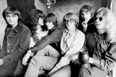 Marty Balin, founder of 1960s group Jefferson Airplane, dies at 76