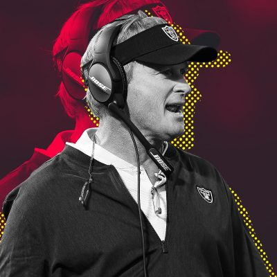 The Jon Gruden Time Machine Project
