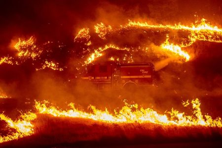 California fire season may extend into autumn, officials say